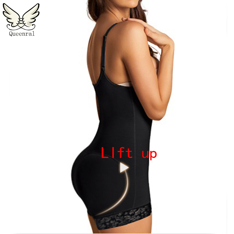 bodysuit Women Lingerie hot Shaper Slimming Building Underwear butt lifter Ladies Shapewear Slimming Suits Pants Body Shaping(China (Mainland))
