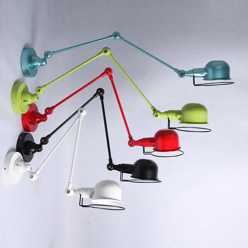 Lamp modern brief fashion american mechanical loft wall lamp(China (Mainland))