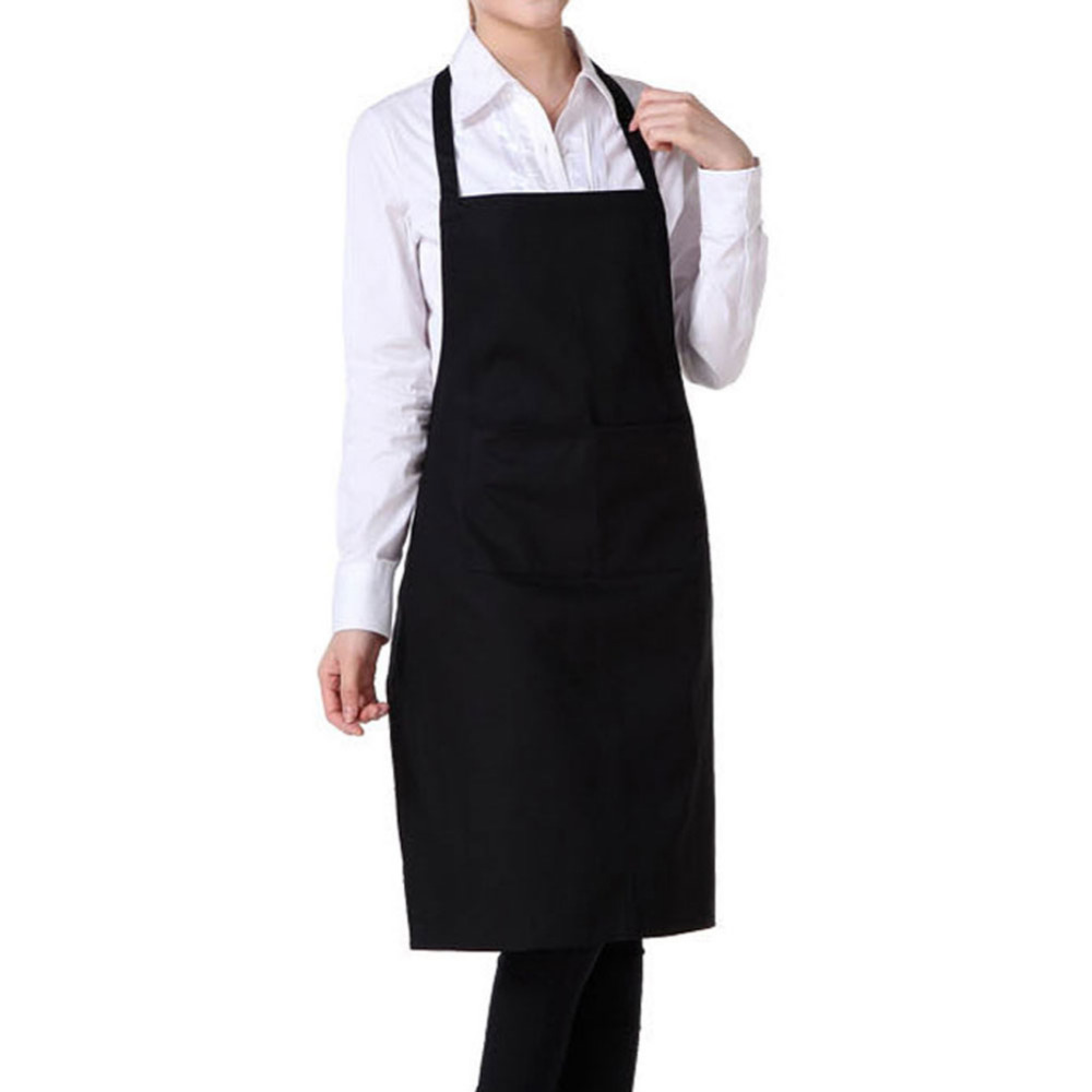 Simple and Elegant Spot Wholesale Aprons Catering Kitchen Apron Promotional Aprons Free Shipping(China (Mainland))