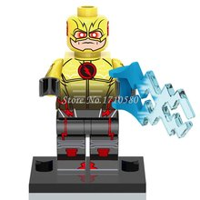 Single Sale Marvel DC Super Heroes Minifigures Avengers Iron Man Batman Building Blocks Sets Model Bricks Toys legoelieds(China (Mainland))