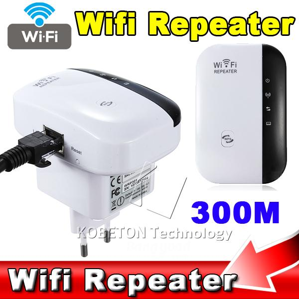 Wireless N Wifi Repeater 802.11N/B/G Network Router 300Mbps Range Expander Signal Antennas Booster Extend for Enterprise EU/US(China (Mainland))