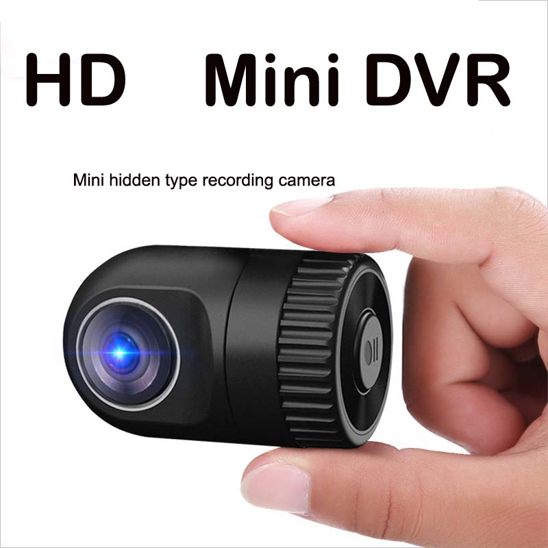 Small Mini HD Car camera DVR black box 1080P Vehicle Video recorder without screen DVD use camera(China (Mainland))