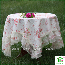 popular table cloth for round table
