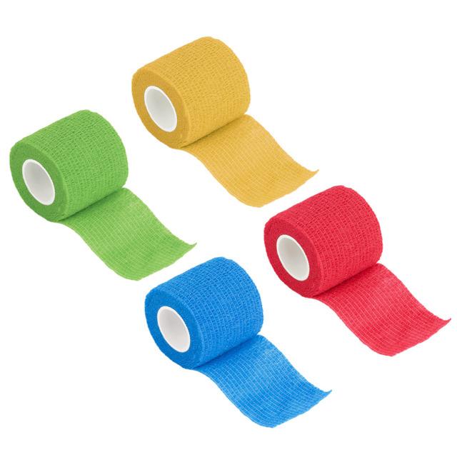Self-Adhering Elastic Bandages