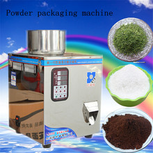 1g-100g food filling machine ,automatic powder filling machine, With viscous packaging machine,muti-function racking machine
