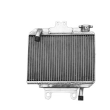 ATV parts accessories RADIATOR For HONDA CR125R 1998-1999 aluminum water box motorcycle replacement parts engine cooling parts(China (Mainland))