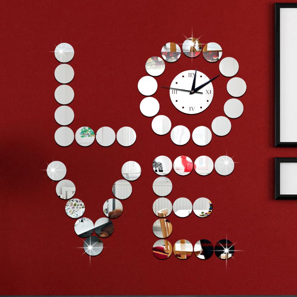 Comparer les prix sur shaped wall clock   online shopping ...