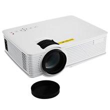 GP-9 Mini Home Cinema Theater HD LCD Projector 2 USB 2000 Lumens 1920 x 1080 Pixels Video Micro piCo Teaching Projector(China (Mainland))