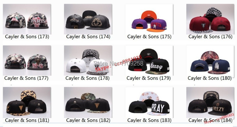 2014 new CAYLER & SONS Roll Hands Cap blue denim/brown suede/gold womens-mens baseball snapback hats and caps shipping by box(China (Mainland))