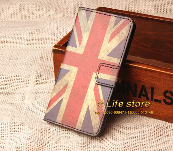 Wallet Stand Eiffel Tower Owl UK Flag USA Case Mobile Phone Leather Case For Samsung Galaxy Alfa Alpha SM-G850F(China (Mainland))