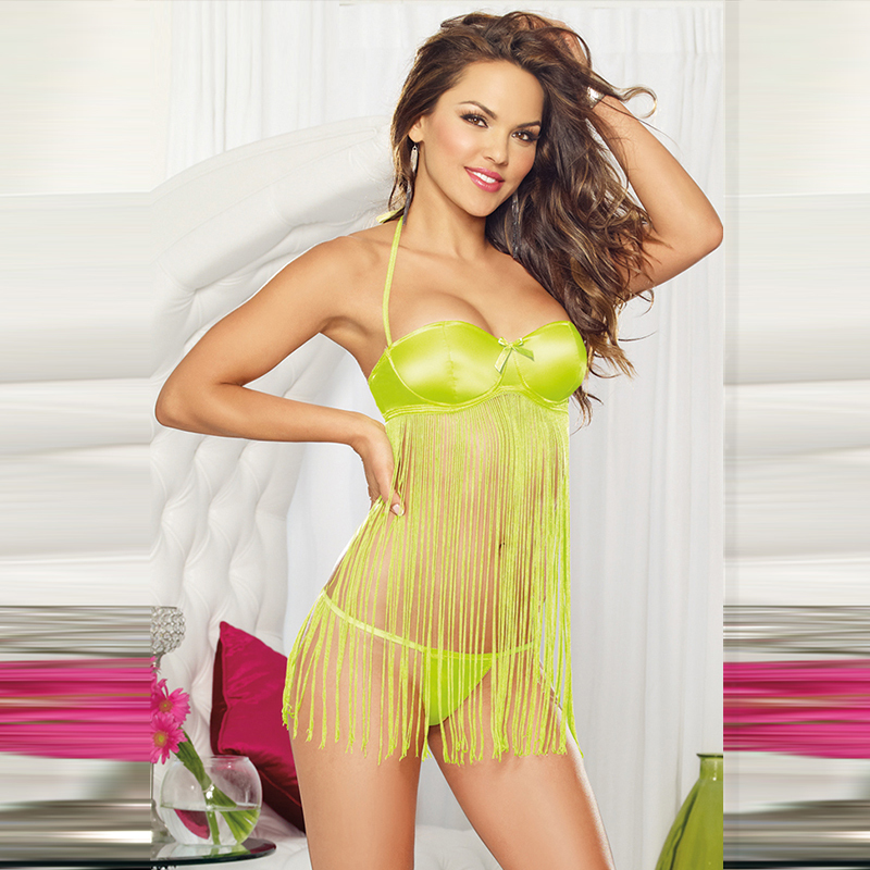Free shipping and returns on Yellow Lingerie, Hosiery & Shapewear at smashingprogrammsrj.tk