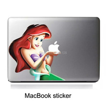 Buy Aquamarine Personality Vinyl Decal notebook laptop Sticker macbook Pro / Air 13 inch Laptop Case Cover Cartoon Skin for $7.99 in AliExpress store
