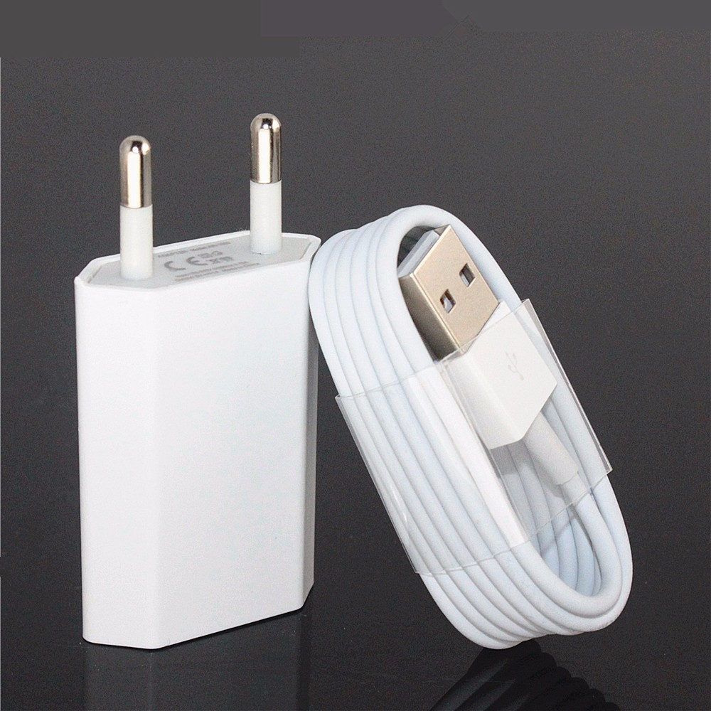 For Samsung Galaxy Note 5 For Xiaomi Redmi 3s USB AC EU Wall Power Adapter Charging Adapter 1m Sync Date Charger Cable E10(China (Mainland))