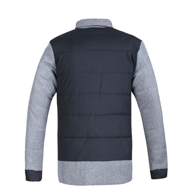 Viishow Men s Coat New Arrival Slim Fit Winter Coats Men Thin Padded Coat Outdoor Sport