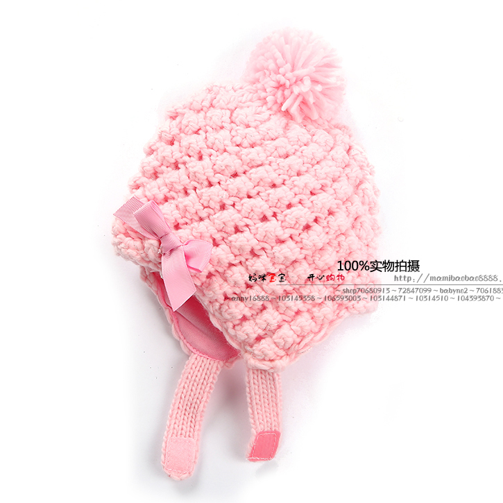 infant girl winter hats baby girl winter hat pink and