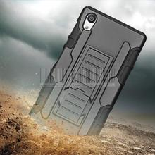 Buy Sony Xperia Z5 Z1 C4 C5 E4g M4 Aqua Cases Rugged Impact Holster Armor Case Stand Hybrid Shockproof Cover Belt Clip @ for $3.78 in AliExpress store