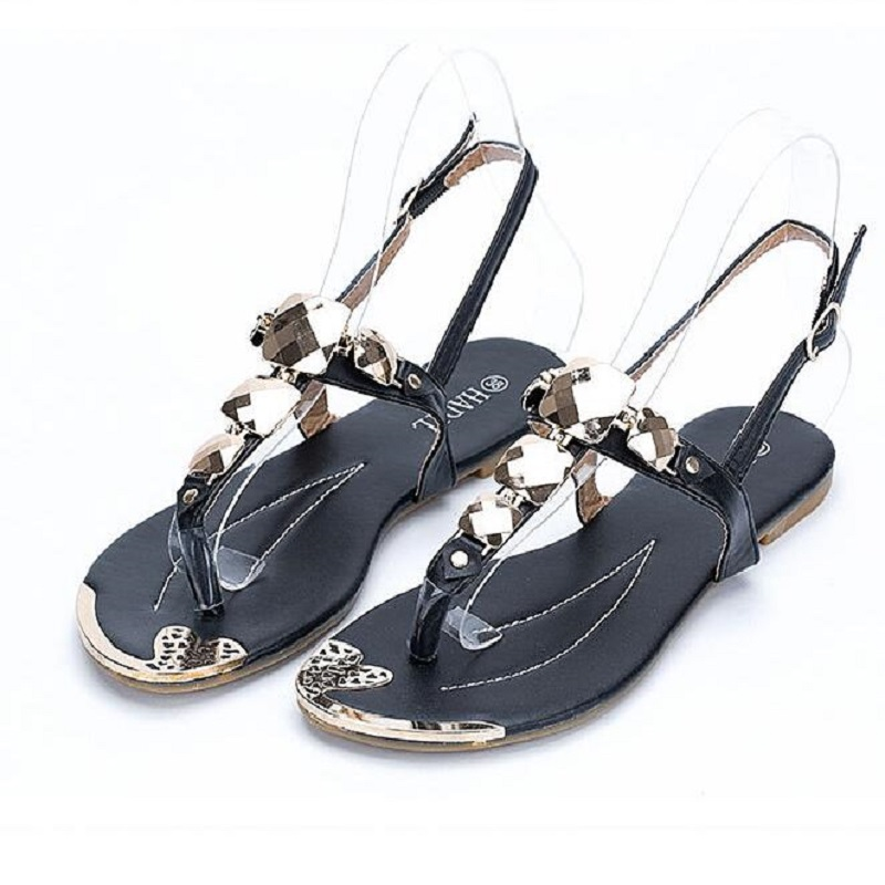 big size 36 40 new 2016 summer shoes sandals for