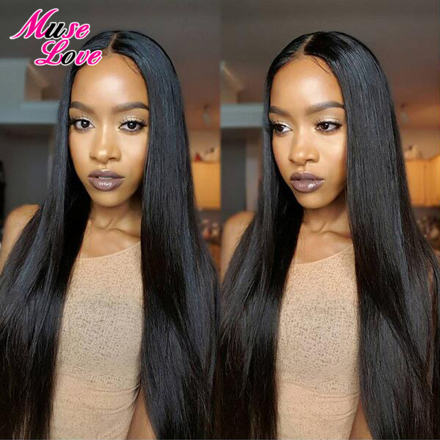 Guangzhou Queen Hair Products 8A Brazilian Virgin Hair Straight 4 Bundles Deal Straight Hair Bundles Meches Bresilienne Lots(China (Mainland))