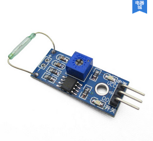 Гаджет  1pcs Reed sensor module magnetron module reed switch MagSwitch For Arduino DropShipping None Электронные компоненты и материалы