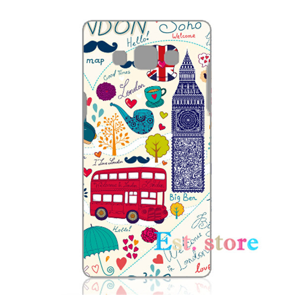 England coach Charming item emboss UV print hard phone case for samsung galaxy S3 S4 S5 S6 note 2 3 4 A5 A7 S4mini back cover(China (Mainland))