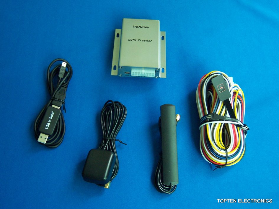 AVL System (GPS/SMS/GPRS) Realtime Online Tracking System/Device(China (Mainland))