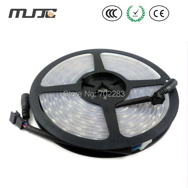 5M 5050 150 SMD LED Magic Dream Color RGB LED Strips LED Chasing Lights UCS1903 IC 12V Tube Waterproof IP67 133 Color Modes(China (Mainland))