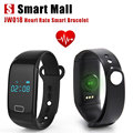2016 JW018 BT4 0 Smart Band Bracelet Heart Rate Monitor Activity Fitness Tracker Wristband for IOS