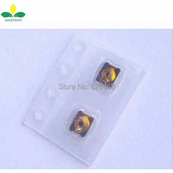 Wholesale free shipping power flex cable button volume flex cable key for iPhone 5 4S 5C 5S 4(China (Mainland))