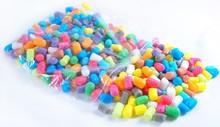 1000 PCs 12 colors magic corn plasticine clay / natural material nontoxic 3D DIY play dough toys/Kids child educational toys(China (Mainland))