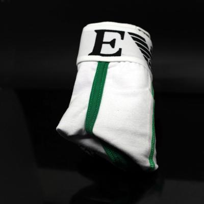 51 2015 NEW famous brand underwear men 100 cotton breathable mid waist boxers men Cueca boxer