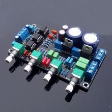 Buy AC15V NE5532 Grade fever HIFI preamp amplifier board Tone board for $27.74 in AliExpress store