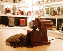 Home coffee mill/elegant design for your coffee life