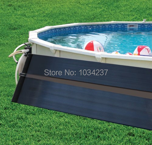 Inground / Above Ground Swimming Pool 500cmX76cm-pool solar heating panel system ( panel PE, pipe PP in 8*6mm, dia. 38mm )(China (Mainland))