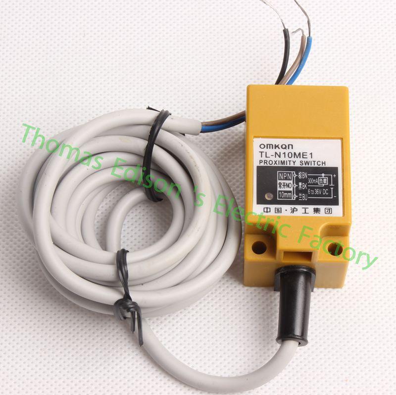 Inductive Proximity Sensor TL-N10ME1 NPN 3WIRE NO DC6-36V Detection distance 10MM Proximity Switch sensor switch<br><br>Aliexpress