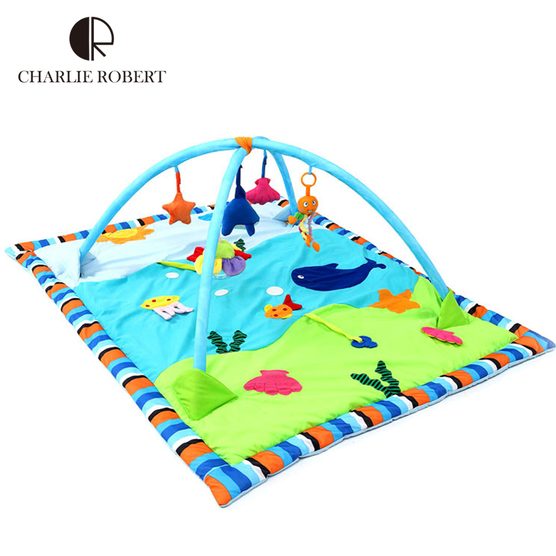 Tapete Baby Play Mat Pequeno : Baby Play Mat 0 3 Years Baby Toy Game Tapete Infantil Crawling Mat
