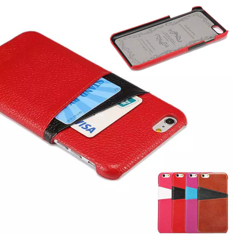 Authentic Genuine Leather Phone Cases for iPhone 6/6s/6plus/6splus Full Protection Phone Back Covers 100% Real Leahter New Hot(China (Mainland))