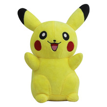 CXZYKING Pikachu Plush Toys Children Gift Cute Soft Toy Cartoon Anime Pokemon Kawaii Baby Kids Toy Pikachu Stuffed Plush Doll(China (Mainland))