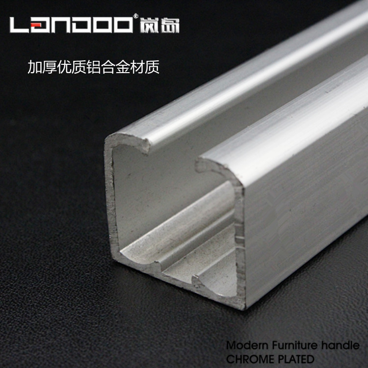 Lan Island thicker glass door sliding door rail and hanging rail track sliding door groove aluminum sliding door hanging wheel-r(China (Mainland))