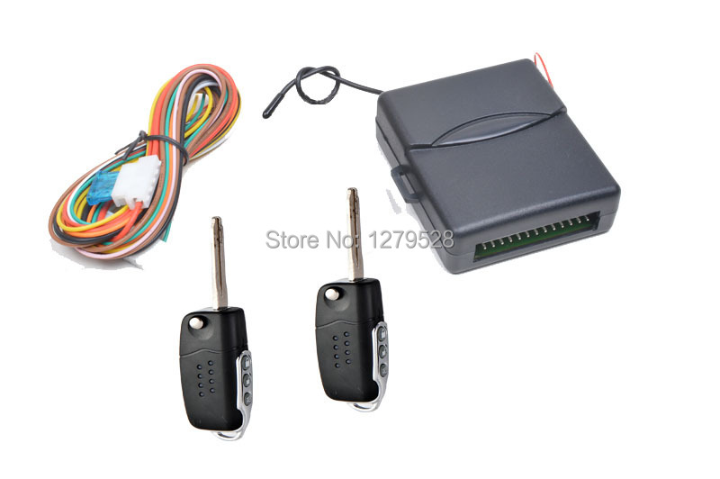 Mercedes Keyless entry Universal Hot 2014 With two remotes lock unlock CE certificate(China (Mainland))