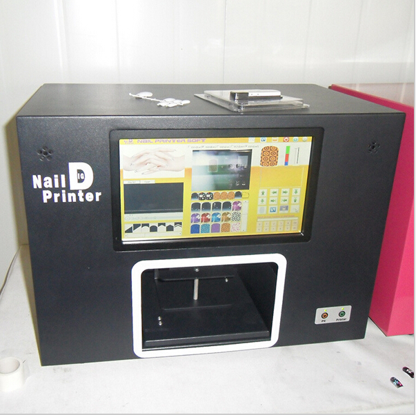 2015 Newest Arrival Digital Nail Printer Machine(China (Mainland))