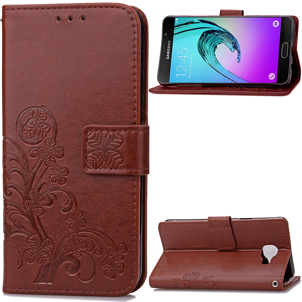 for Samsung Galaxy A3 2016 Case Wallet Flip Leather Cover for Samsung Galaxy A32016 A310 Cases(China (Mainland))