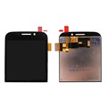 high quality Front LCD Display Touch Screen Digitizer Assembly replacement For Blackberry Classic Q20 Black
