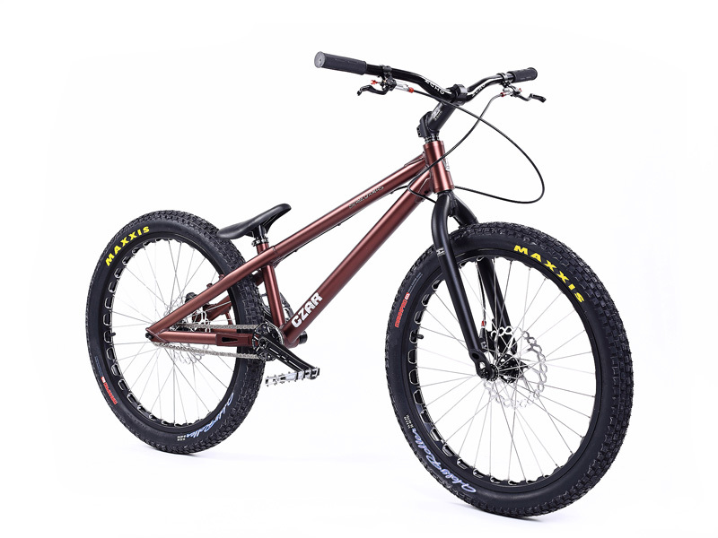 "2015 CZAR 24""26"" trials bike Street ECHO bicycle BIKETRIAL BMX BIKE TRYALL(China (Mainland))"