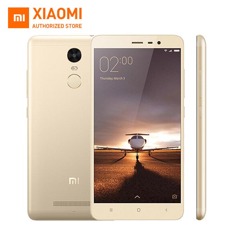Original Xiaomi Redmi Note 3 Pro Prime mobile phone 5.5 Inch FHD 3GB 32GB 64bit Snapdragon 650 MIUI V7 16.0MP Fingerprint(China (Mainland))