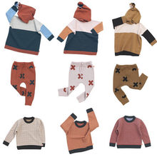 New Tiny Cottons Kids Boys Clothing Sweater Children Cardigans Girls Knitted Sweater Boy Pullover Fille Hiver Winter Pull Garcon(China (Mainland))