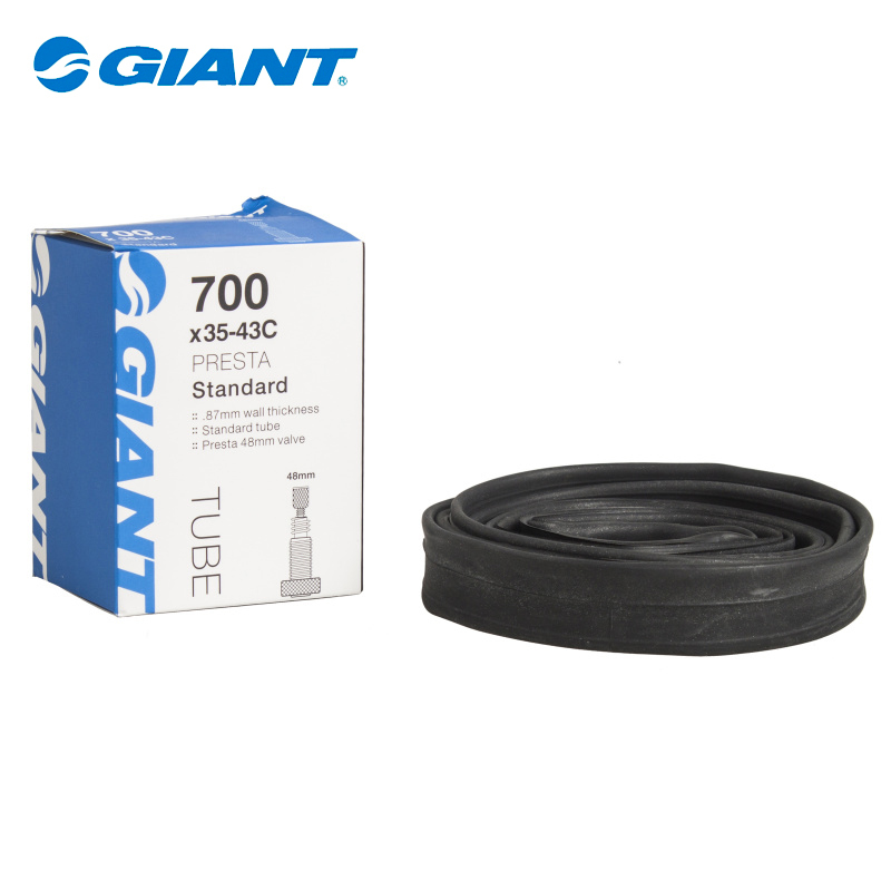 GIANT Original Road Bike 700C*23-25//28-32/35-43C Cycling Bicycle Tube Ilantas Bicicleta Inner Tyre Tire Schrader&Presta Valve(China (Mainland))