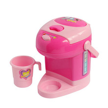 water dispenser Children play toys suit simulation mini small appliances series Baby girl cooking kitchen utensils