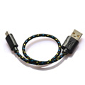 20CM Mini usb 2.0 Charge Cable Data Micro USB Cable Accessories For Samsung S2 S3 S4 Note 2 Note 3 Xiaomi LG Moto Android phones