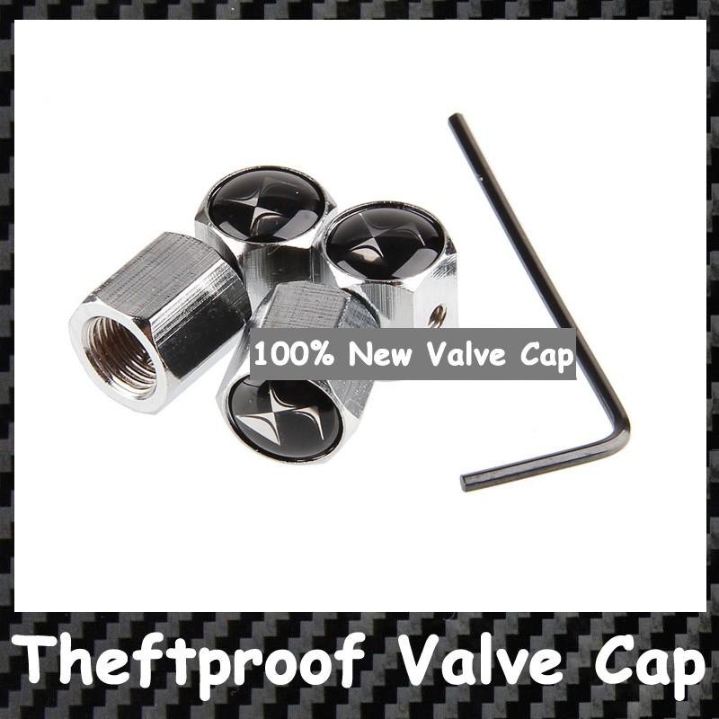 Anti-theft Tire Valve Cap