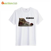 The Walking Dead Printed T-shirt – Unisex Short Sleeve Cotton Tee